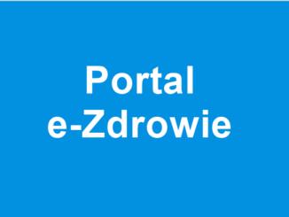 odnośnik do portalu internetowego e-Zdrowie